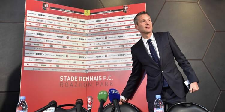 Rennes: Létang reste flou sur Gourcuff et les objectifs