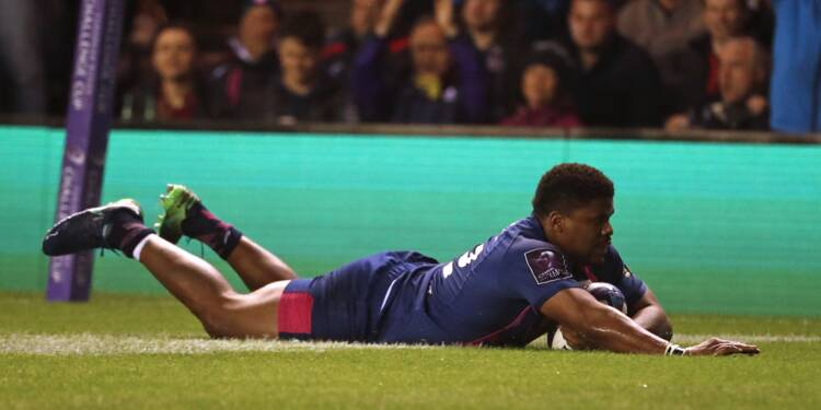 XV de France: Danty remplace Fickou pour le 2e match contre les All Blacks