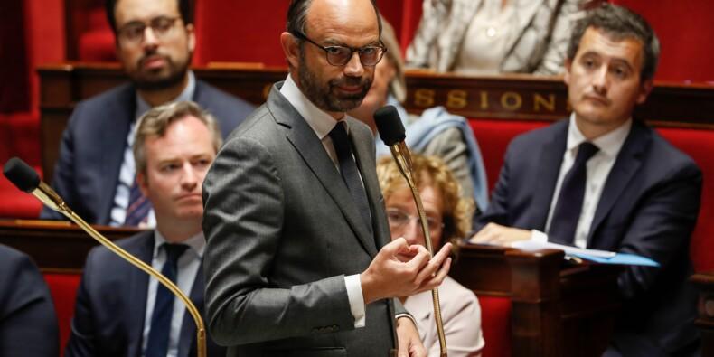 """Charlie: Philippe """"souhaite des poursuites"""" contre les auteurs de menaces"""