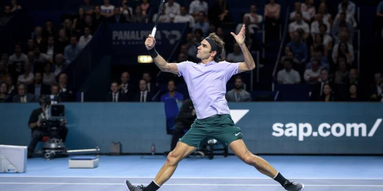 Tennis: Federer en exhibition sur les terres de Murray