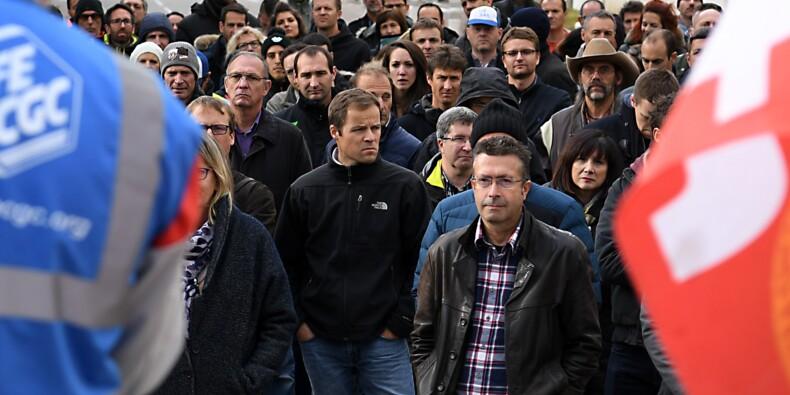 GE Hydro: la négociation du plan social s'achève dans un climat tendu