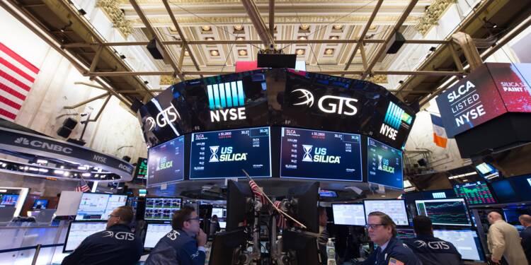 Wall Street termine à des records, la réforme fiscale au centre de l'attention