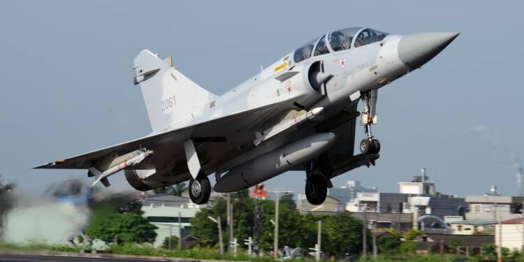 Taïwan cloue ses Mirage au sol après la disparition d'un avion