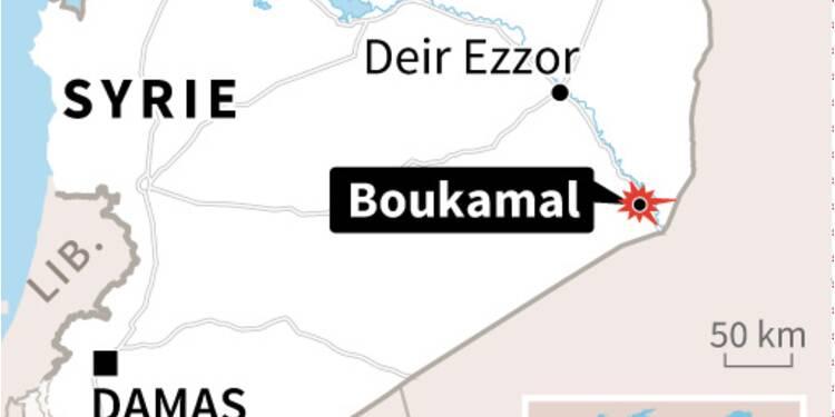 Syrie: l'armée encercle la dernière ville aux mains de l'EI