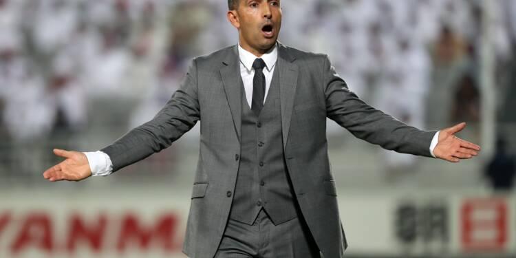 Ligue 1: Sabri Lamouchi nouvel entraîneur de Rennes