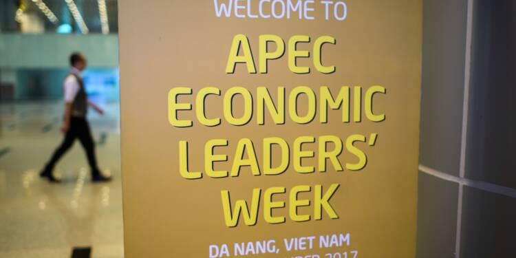 APEC: les dirigeants de l'Apec impatients d'entendre Trump