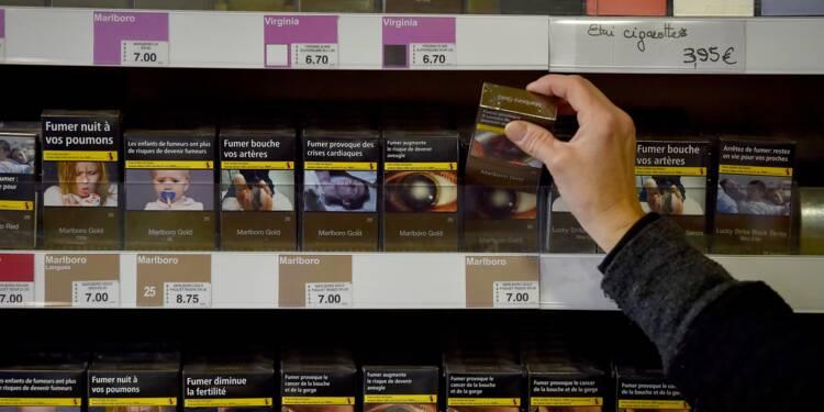 Cigarettes: hausse globale des prix dès lundi après 4 ans de stabilité
