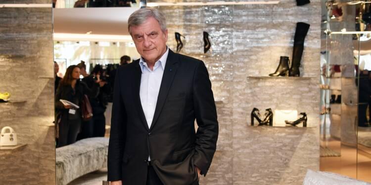 Sidney Toledano, PDG de Christian Dior, passe la main après 19 ans