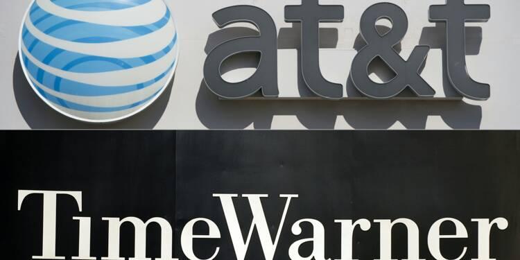 AT&T boucle officiellement le rachat de Time Warner, un appel toujours possible