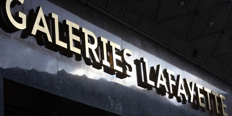 Galeries Lafayette propose un paiement par portable à ses clients chinois