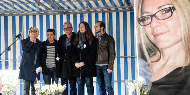Les obsèques d'Alexia Daval célébrées dans l'intimité à Gray