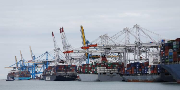 France: le déficit commercial continue de se creuser
