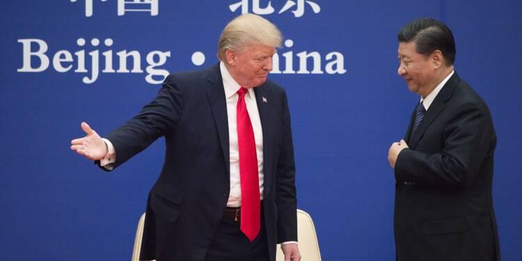 """Face à la Corée du Nord, Trump vante son """"alchimie"""" avec Xi"""