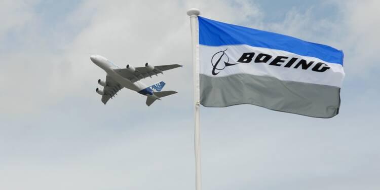 Boeing: la Chine achète 300 avions pour 37 milliards de dollars