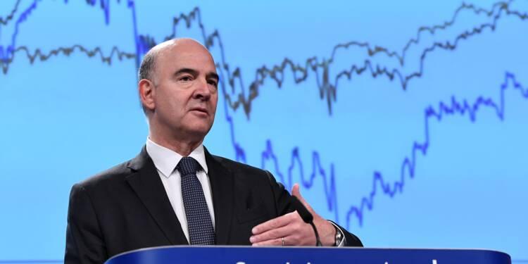 Déficit: la France dans les clous européens en 2017, doute pour 2018