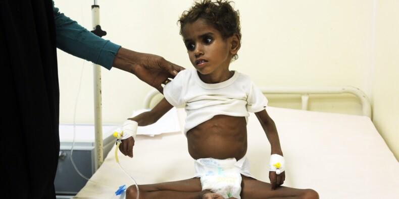 L'ONU réclame à Ryad la fin du blocus au Yémen, menacé de la pire famine