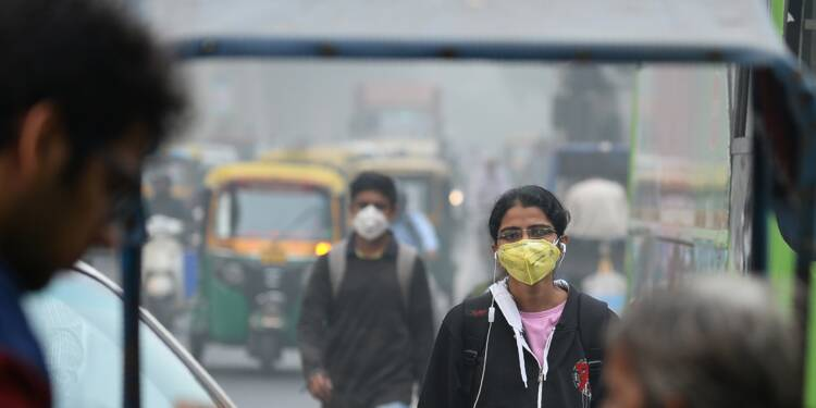 À New Delhi, l'inégalité des petits combats contre la pollution
