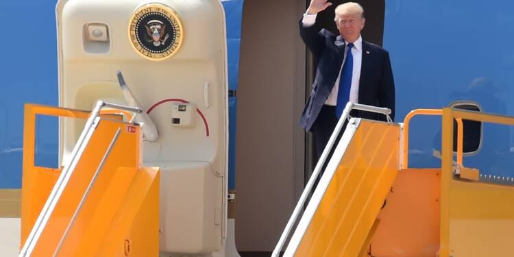 Trump et Xi devant l'Apec avec deux visions concurrentes du commerce mondial