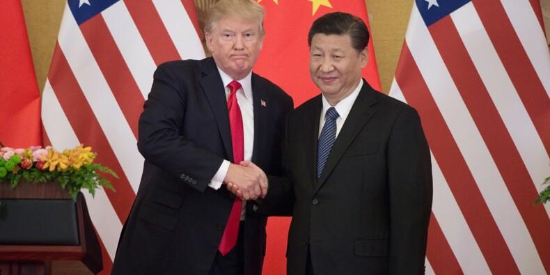 Pékin ouvre son gigantesque secteur financier, un cadeau de départ à Trump
