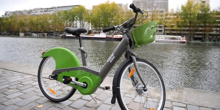 Vélib: les tarifs augmentent à partir du 1er janvier