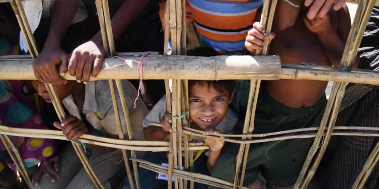 Au Bangladesh, les enfances perdues des camps rohingyas