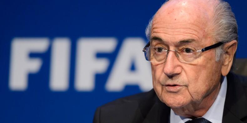 """Sepp Blatter juge """"ridicule et absurde"""" l'accusation d'agression sexuelle qui le vise"""
