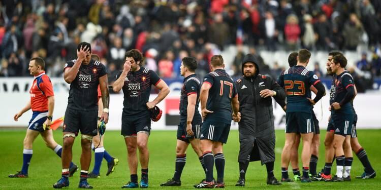 Rugby: malgré un sursaut, le XV de France encore loin du compte