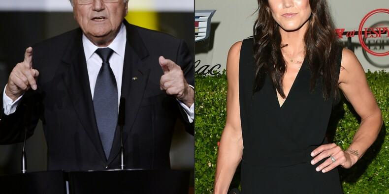 """Blatter juge """"ridicule et absurde"""" une accusation d'agression sexuelle"""