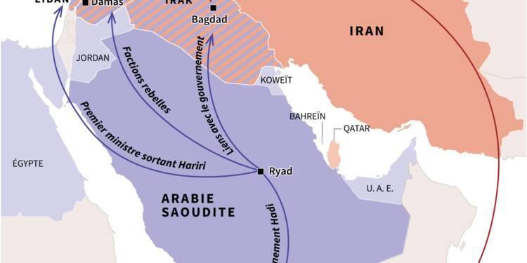 """Cinq questions sur la """"guerre froide"""" entre l'Arabie et l'Iran"""