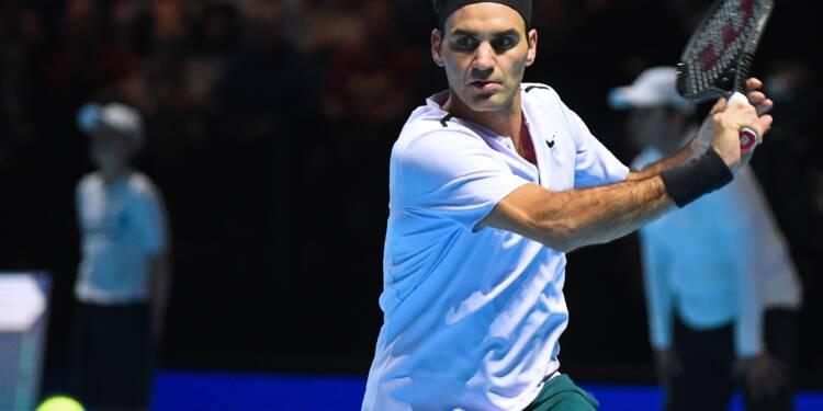 Masters: Roger Federer sur un boulevard vers un septième titre