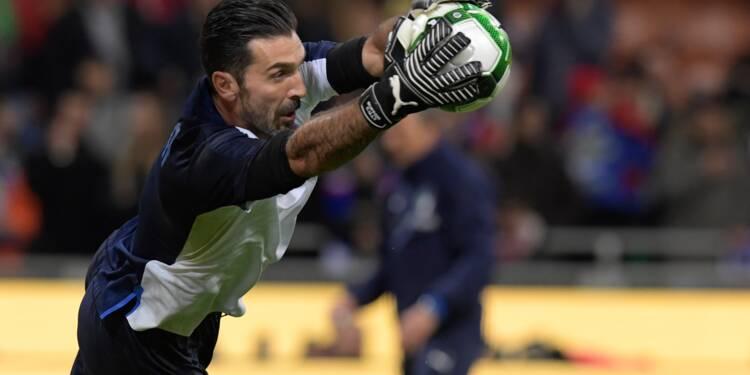Italie: Gianluigi Buffon confirme qu'il met un terme à sa carrière internationale