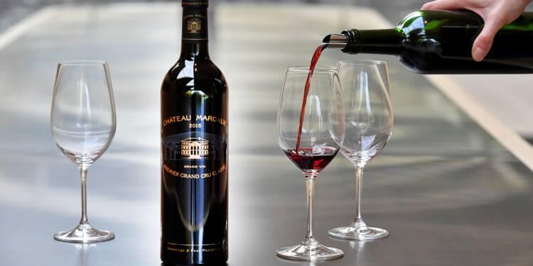 Château Margaux dévoile une nouvelle bouteille juste pour le millésime 2015