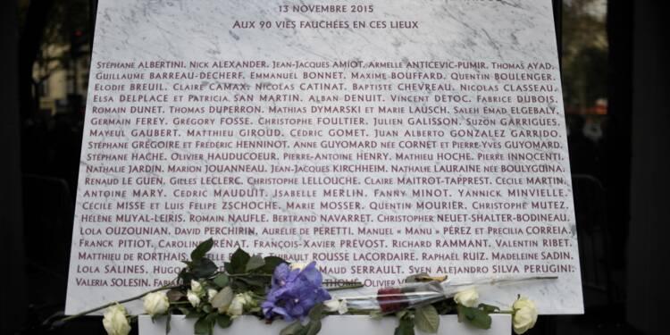 """Le 13 novembre devenu """"un jour comme un autre"""""""