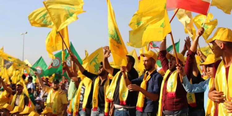 """Liban: le Hezbollah, acteur régional et """"carte maîtresse"""" de l'Iran"""