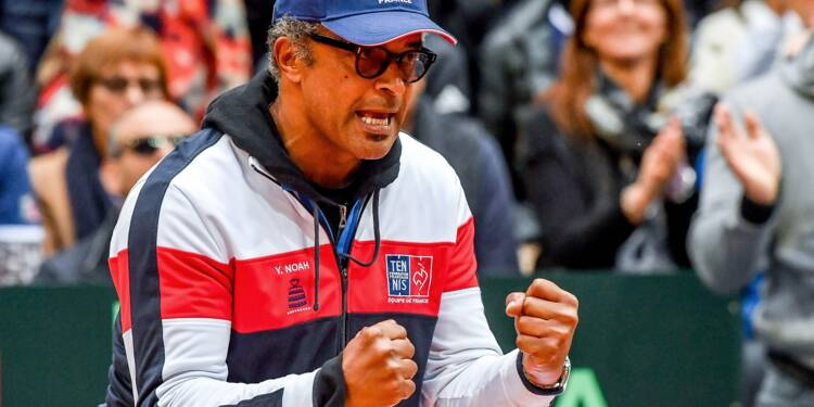 Coupe Davis: Noah retient six joueurs en vue de la finale