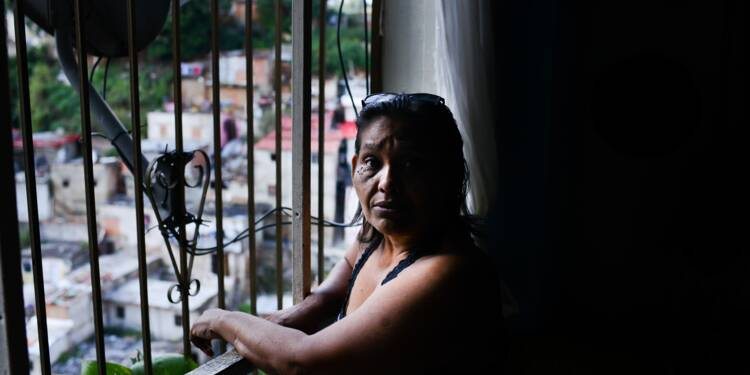"""Le Venezuela aura """"plus faim"""" encore en cas de défaut de paiement"""