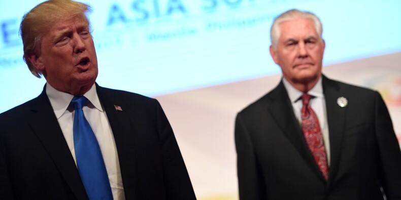 """Trump quitte l'Asie après un voyage """"très réussi"""""""