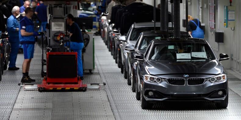 En pleine croissance, l'Allemagne priée de dépenser plus