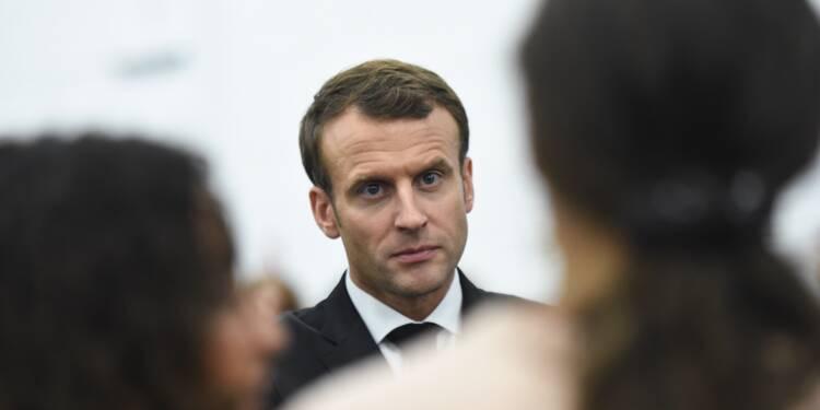 """Macron met """"tout son poids"""" pour que Lille accueille l'Agence européenne du médicament"""