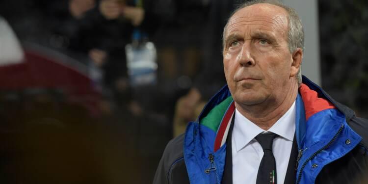 Italie: la Fédération sacrifie Ventura et vise Ancelotti