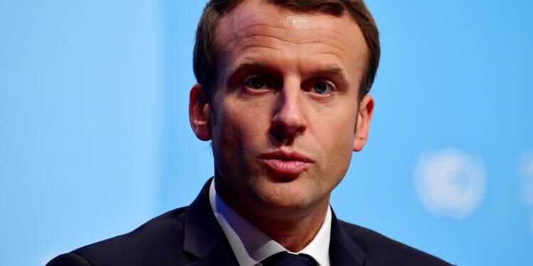 """Hariri invité """"quelques jours"""" en France, """"pas du tout"""" un exil, dit Macron"""