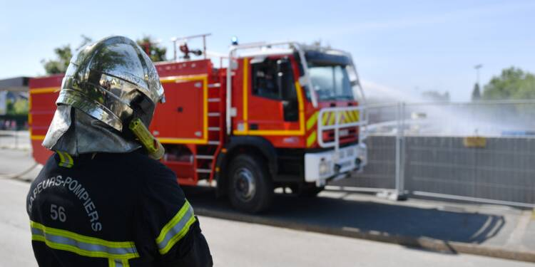 Les agressions de pompiers en hausse de 17,6% en 2016