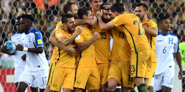 Mondial-2018: l'Australie au paradis grâce à son capitaine Jedinak