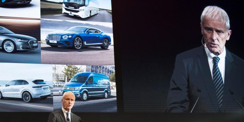 Perquisitions chez Volkswagen dans une enquête pour paiements frauduleux