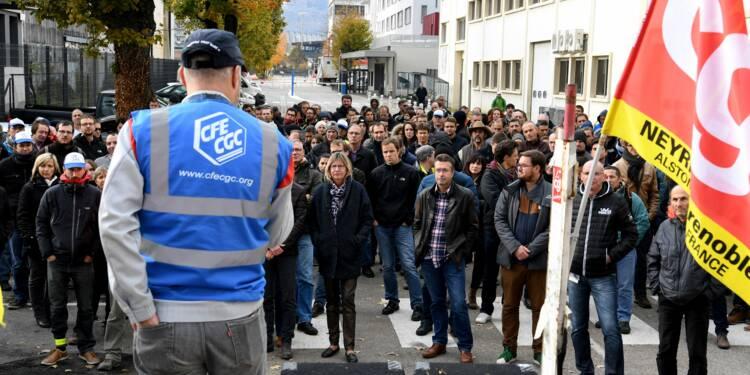 General Electric: le site de Grenoble craint d'être sacrifié pour celui de Cherbourg