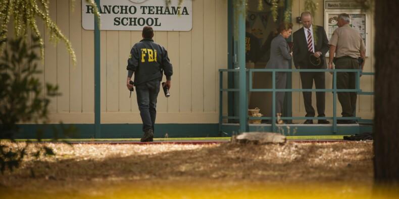Quatre morts lors d'une fusillade en Californie, une école visée