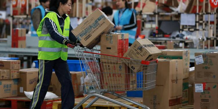 En Chine, l'e-commerce mise son avenir sur les produits étrangers