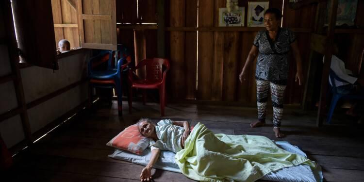 Colombie: terrorisés et confinés dans la misère par les groupes armés