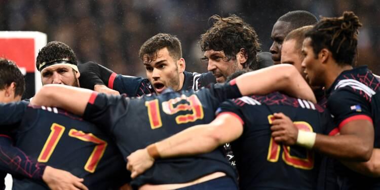 XV de France: prime aux sortants et à la fraîcheur