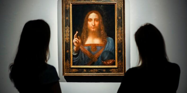 Record pulvérisé pour un de Vinci adjugé 450,3 millions de dollars